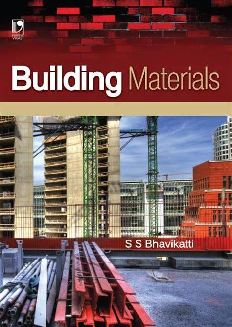 building materials    bhavikatti