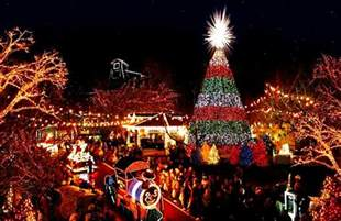 mcadenville lights tour transportation ballantyne limo