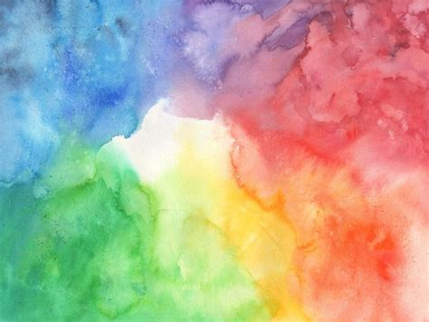 google themes rainbow watercolor background tumblr google search tattoo