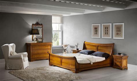 da letto in legno camere da letto in legno massello idee per il design