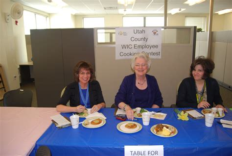 nutrition elevated utah county wic celebrates national
