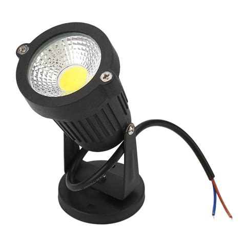 Spot Light Outdoor Outdoor Led 12w Cob Garden L Spot Light Fence Ip65 Spotlight Lighting Ebay