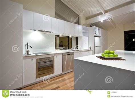 clean modern kitchen royalty free stock photo image 4725955