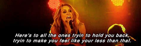 video miley forgets lyrics to u2s one on stage with bono miley cyrus drive lyrics tumblr www imgkid com the