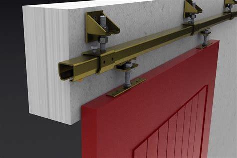 Sliding Door Track by 23 200kg Industrial Sliding Door Track Kit