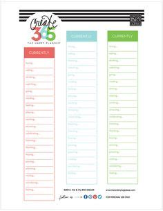 happy healthy life printable planner create 365 the happy planner on pinterest planners