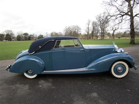 rolls royce 1939 1939 rolls royce wraith for sale faux cabriolet by