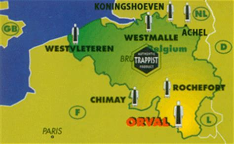 netherlands brewery map image gallery trappist breweries