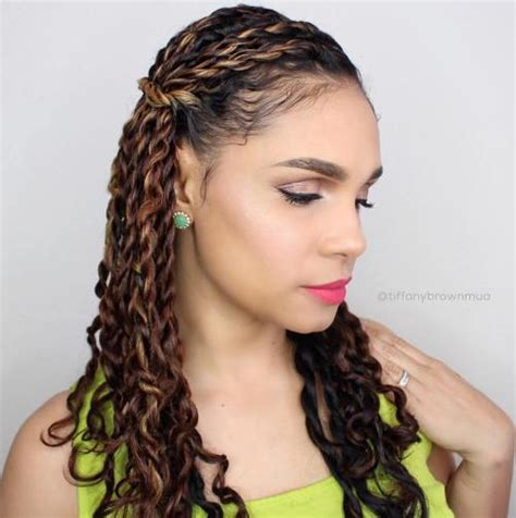 Twist Hairstyles For Hair by 40 Chic Twist Hairstyles For Hair