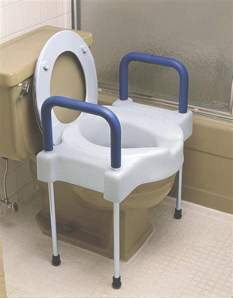 bariatric  wide raised toilet seat careway wellness center