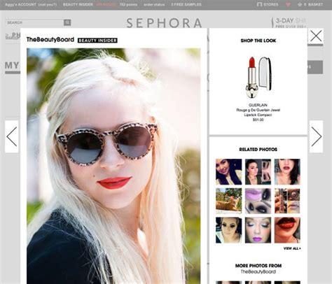 sephora si鑒e social sephora z nową platformą społecznościową retailnet pl