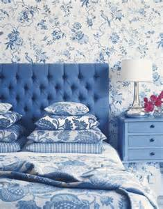 Blue Tufted Headboard We Ve Got The Blues 10 Pieces Of Blue Bedroom Furniture