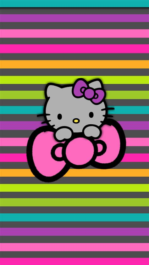 imagenes de kitty gratis fondos de pantalla de hello kitty para celular wallpapers