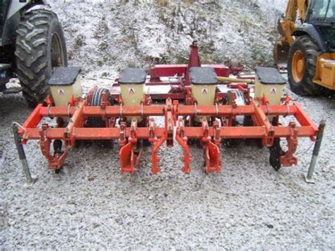 Allis Chalmers Planter by 26 Allis Chalmers 4 Row No Till Corn Planter