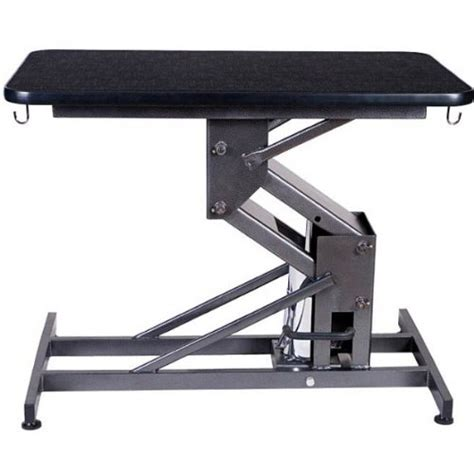comfort groom z lift hydraulic grooming table by comfortgroom 0 the