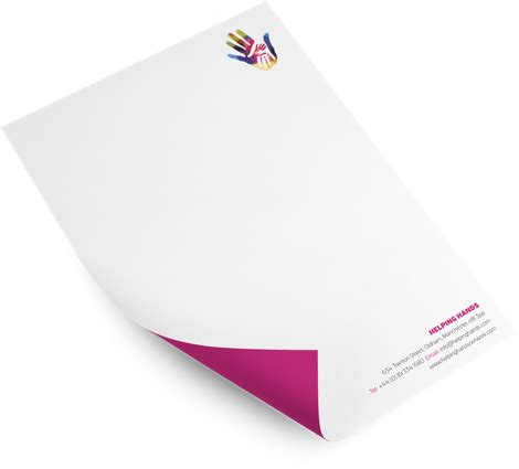 business letterhead cheap letterhead printing trade print