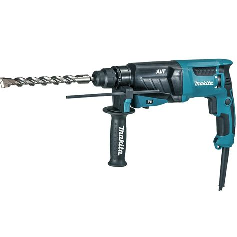 Rotary Hammer Drill 1 Bor Beton 26 Mm Dzc03 26 Dongcheng makita hr2631f 26mm sds rotary hammer drill in carry powertool world