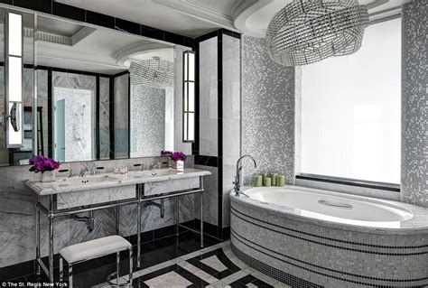 are there bathrooms in central park butlers gyms and bodyguards and costing up to 163 62 000 a night the best