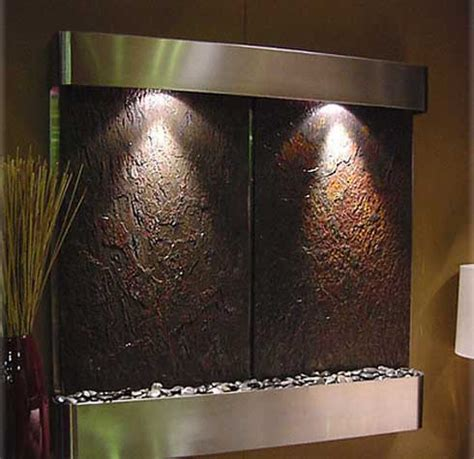 inspiration falls water fountain can set off any room in