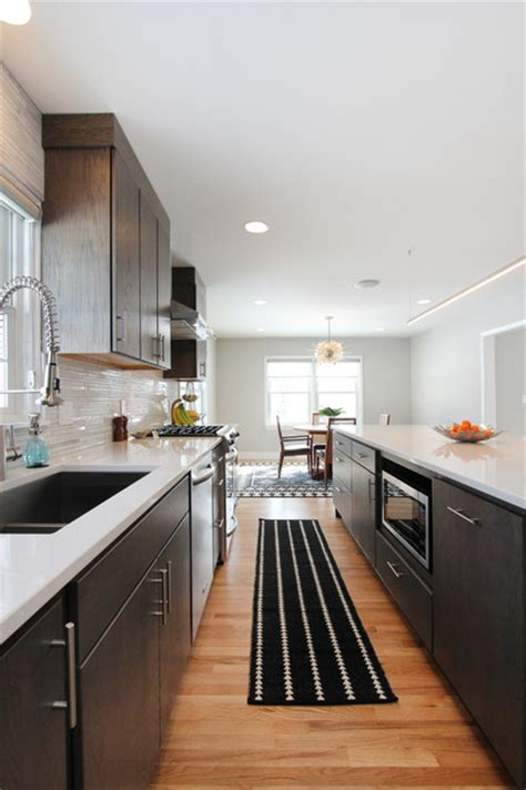 clean and modern kitchen contemporary kitchen grand rapids by thompson remodeling