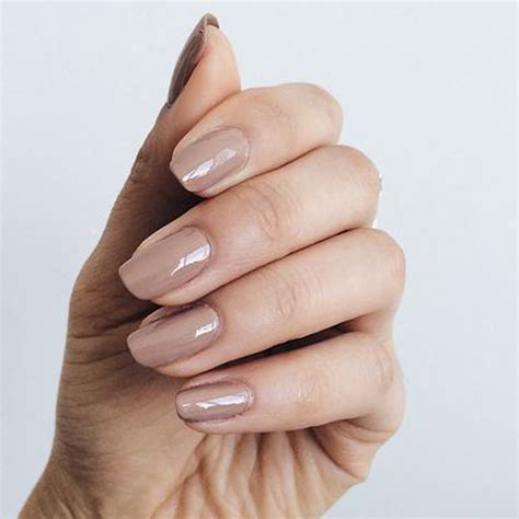 Nail Nail by 7 Nail Shapes To For Your Next Manicure Beautyheaven