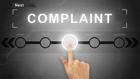 customer complaints  lost opportunity  financial services providers