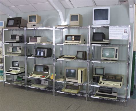 Colossus and other vintage computers from The National