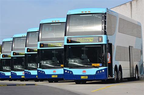 northshore volkswagen service decker buses return to mainstream sydney route service