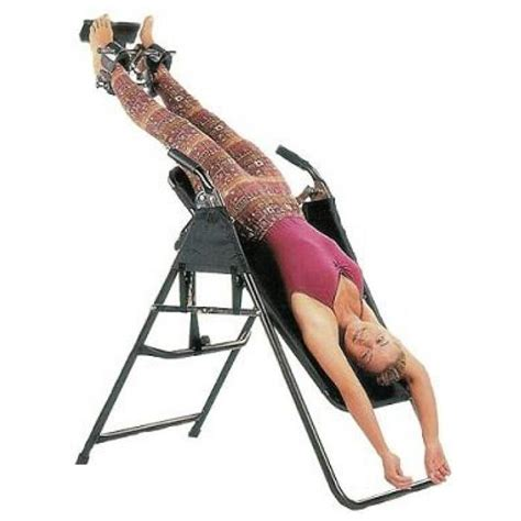healthmark pro inversion table