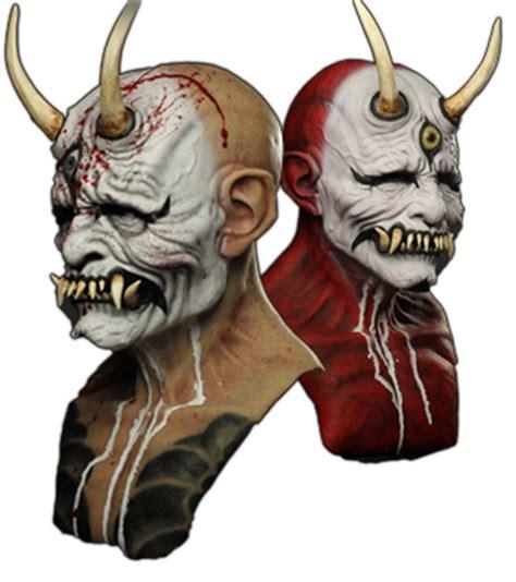 oni silicone mask