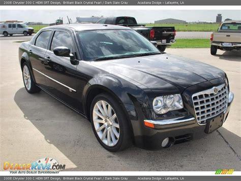 2008 Chrysler 300 Hemi by 2008 Chrysler 300 C Hemi Srt Design Brilliant Black