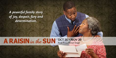 Themes In A Raisin In The Sun By Lorraine Hansberry | universal themes in a raisin in the sun park square theatre