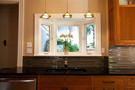 kitchen kitchen sink lighting using single or