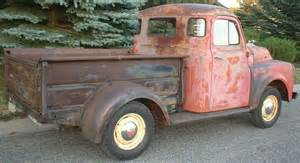 1952 Dodge Truck For Sale 1952 Dodge Series B 3 B 1 2 Ton 5 Window