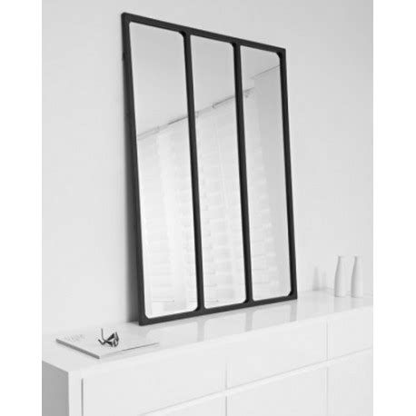 Miroir Style Industriel by Achat Vente Miroir Mural Miroir Industriel Accessoire De