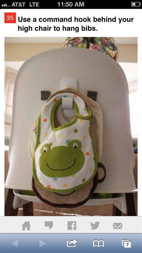 how to your to eat on command never look for a baby bib again come time to eat trusper