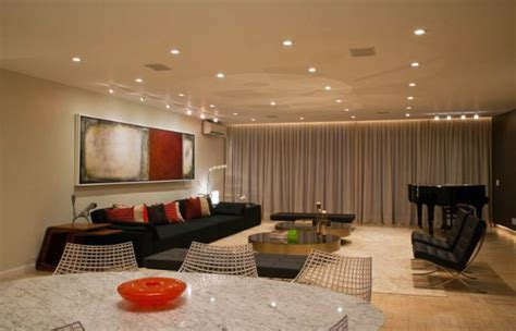 Send recessed lighting for modern interiors ? stylish and inviting Interior Design Ideas