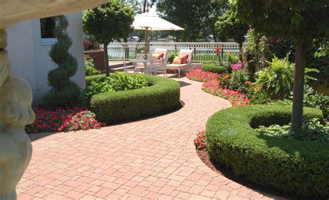 villa landscape layout italian villa design traditional landscape
