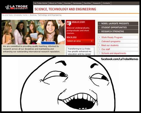 Sheltered College Freshman Meme - la trobe website sheltered college freshman know your meme