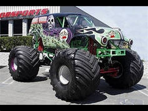youtube bigfoot monster truck bigfoot and monster truck truck tour youtube