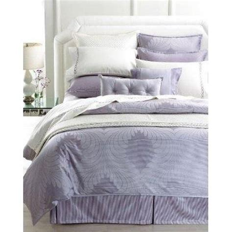 purple bed skirt argo market new salon bedding hotel collection plume