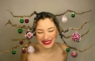 Christmas crazy hair day ideas kids