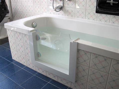 vasche da bagno per disabili costi vasche con sportello alex giurato 174 sovrapposizione