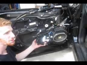 mazda cx 7 window motor replacement