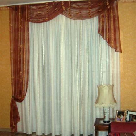 tendaggi e mantovane mantovane per tende tende con mantovane torino cima