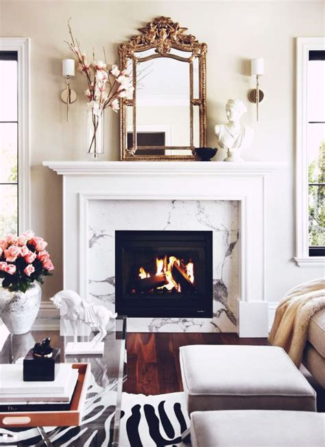 living room mantel ideas eight designer ideas to decorate a comfortable and chic
