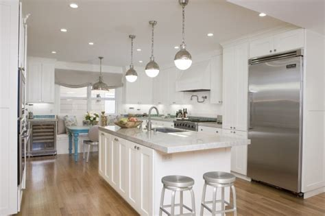 cloud white cabinets transitional kitchen benjamin