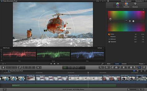 final cut pro hack apple updates final cut pro to version 10 1 4 offers more