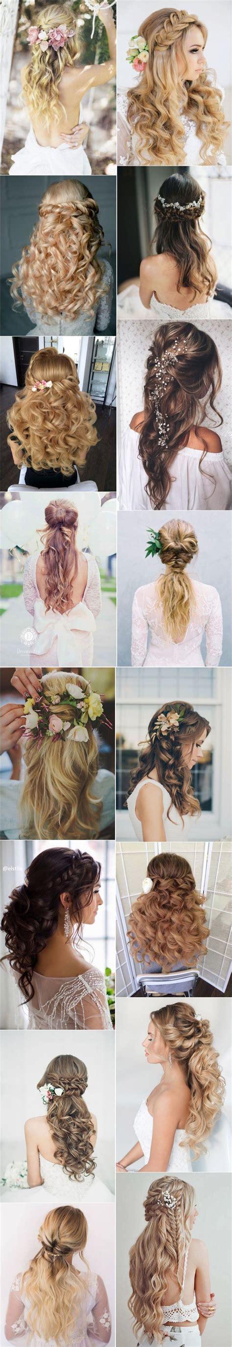 Wedding Hair Half Up Half Tutorial by Best 20 Half Up Wedding Ideas On Half Up Half