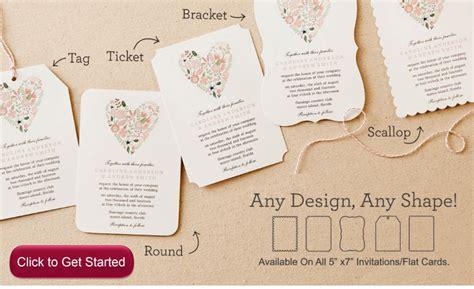 Wedding Invitation Zazzle by How To Diy Wedding Invitation With Zazzle